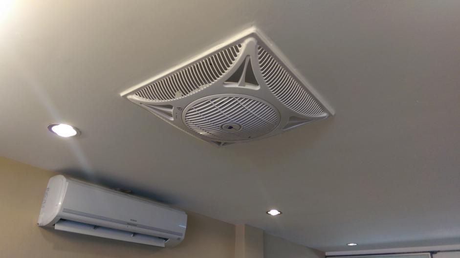 Commercial Air Circulator : Air circulator model no yk ecofan