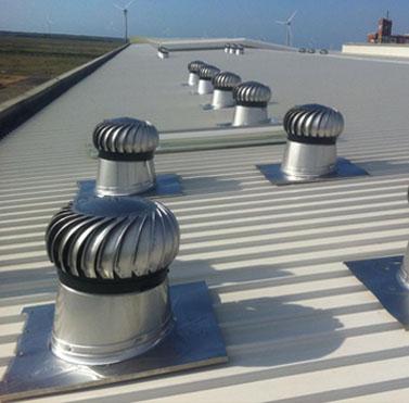 Turbine<br />Ventilator